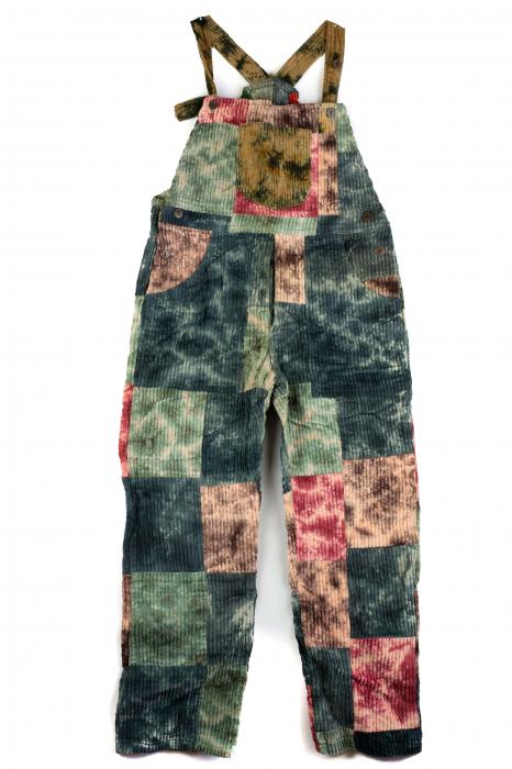 Salopeta de copii - Tie Dye - Model 35 [0]