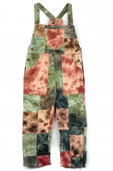 Salopeta de copii - Tie Dye - Model 36 0