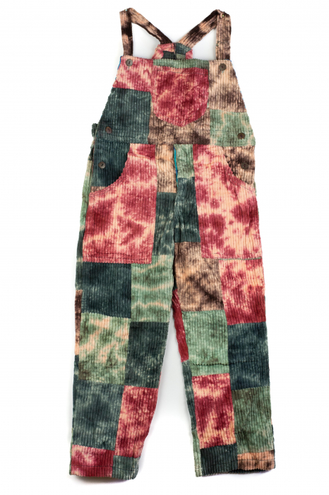 Salopeta de copii - Tie Dye - Model 37 0