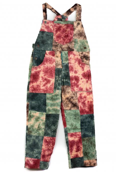 Salopeta de copii - Tie Dye - Model 38 0