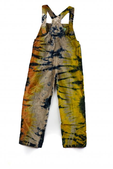 Salopeta de copii - Tie Dye - Model 5 1