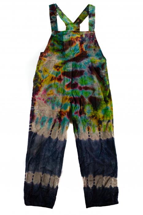 Salopeta de copii - Tie Dye - Model 45 0