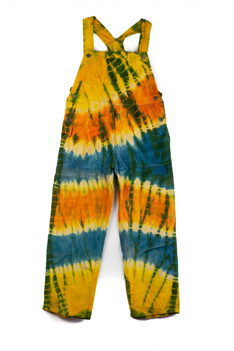Salopeta de copii - Tie Dye - Model 6 0