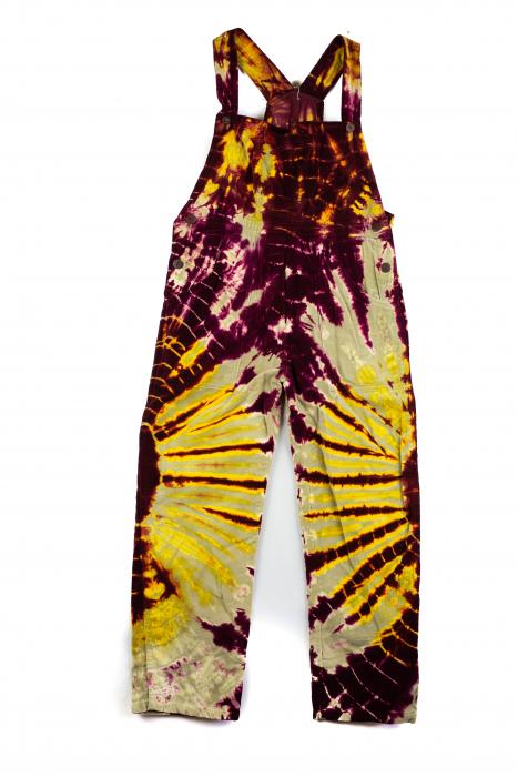 Salopeta de copii - Tie Dye - Model 10 0