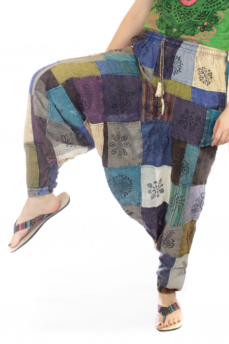 Salvari colorful patches 1