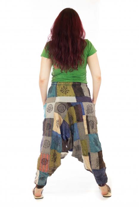 Salvari colorful patches 5