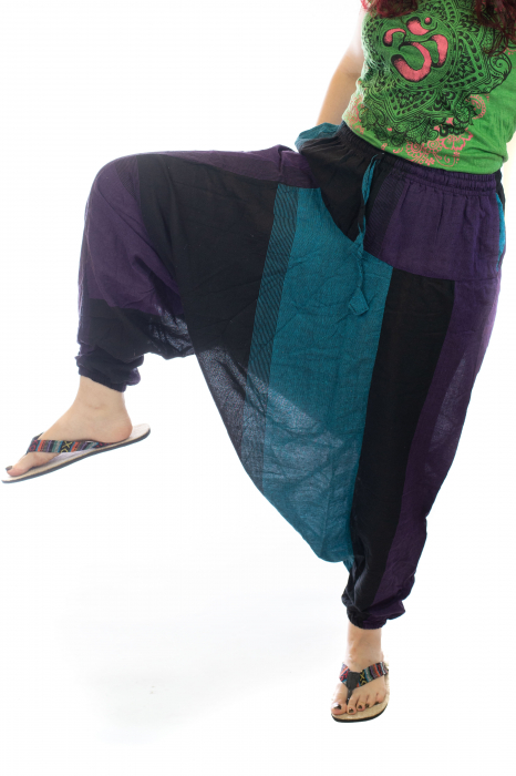 Salvari cu banda subtire - Multicolor 2