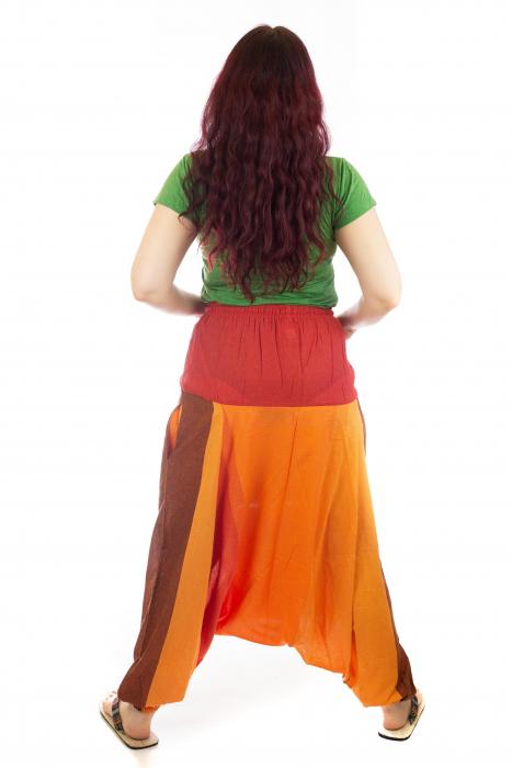 Salvari cu banda subtire - Multicolor model 2 8