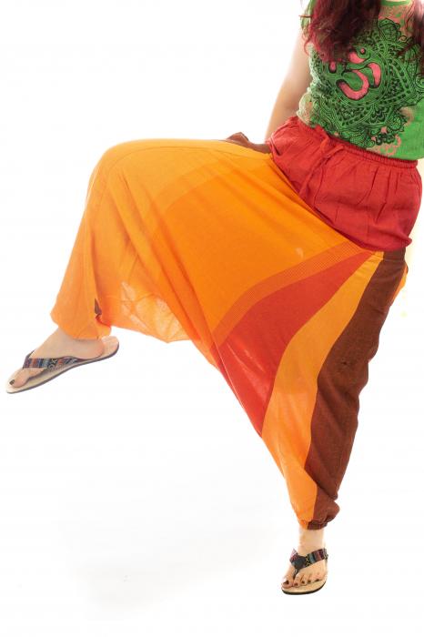 Salvari cu banda subtire - Multicolor model 2 10