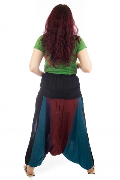 Salvari cu banda subtire - Multicolor model 4 8