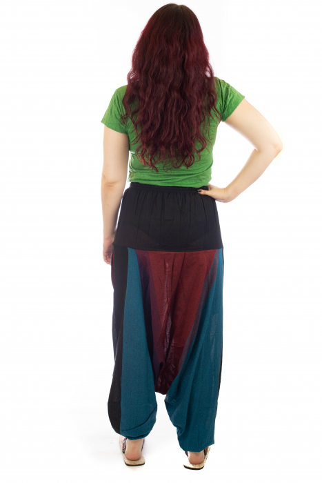 Salvari cu banda subtire - Multicolor model 4 7