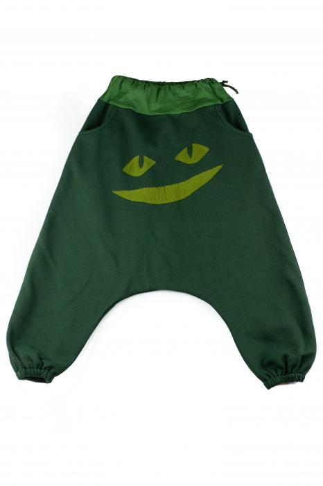 Salvari grosi copii - Malefic - Verde 0