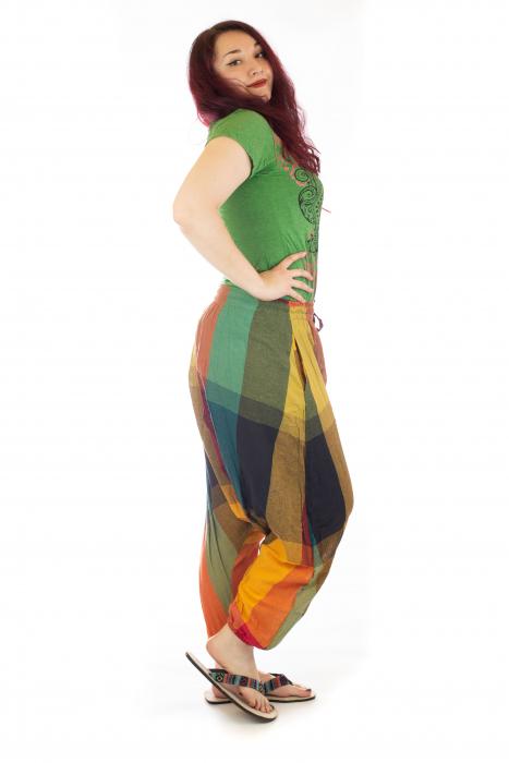 Salvari multicolori - Model 2 2