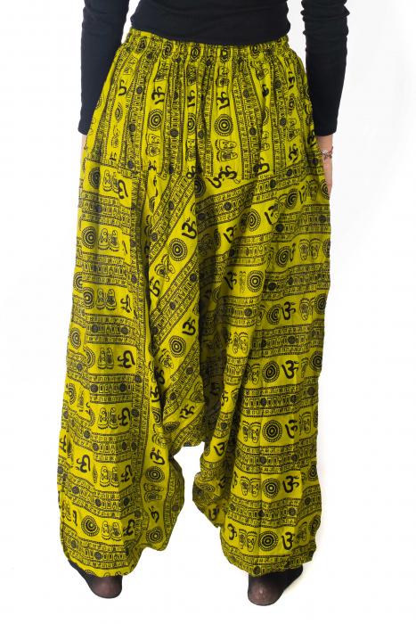 Salvari printati - OM - Yellow 6