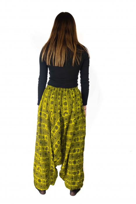 Salvari printati - OM - Yellow 5