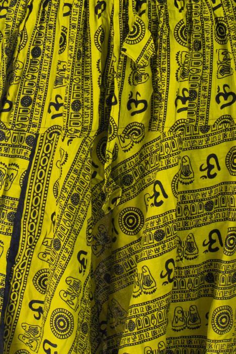 Salvari printati - OM - Yellow 2