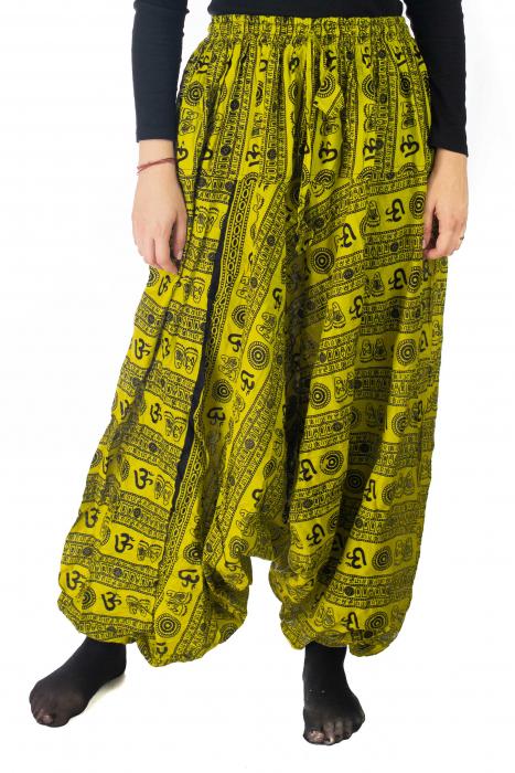 Salvari printati - OM - Yellow 0