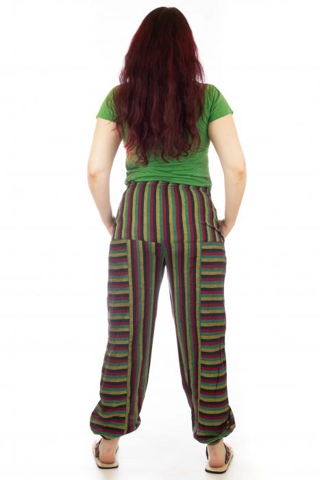 Pantaloni lejeri - Rainbow model 1 2