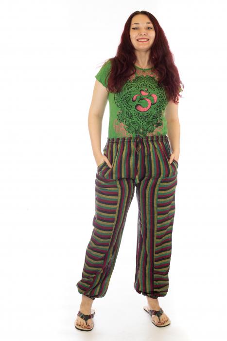 Pantaloni lejeri - Rainbow model 1 0