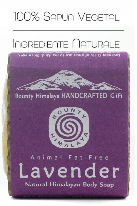 Sapun Handmade Vegetal - Lavender [0]