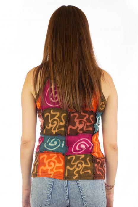 Maiou Tie Dye - Multicolor - Model 1 4