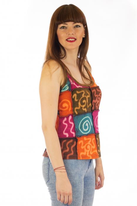 Maiou Tie Dye - Multicolor - Model 1 3