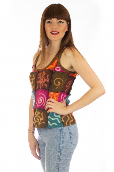 Maiou Tie Dye - Multicolor - Model 1 2