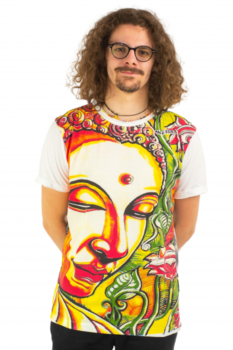 Tricou colorat - Marime M - Model 7 [1]