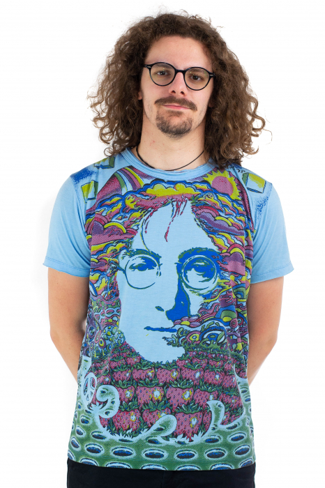 Tricou John Lennon - Elements - Marime S [1]