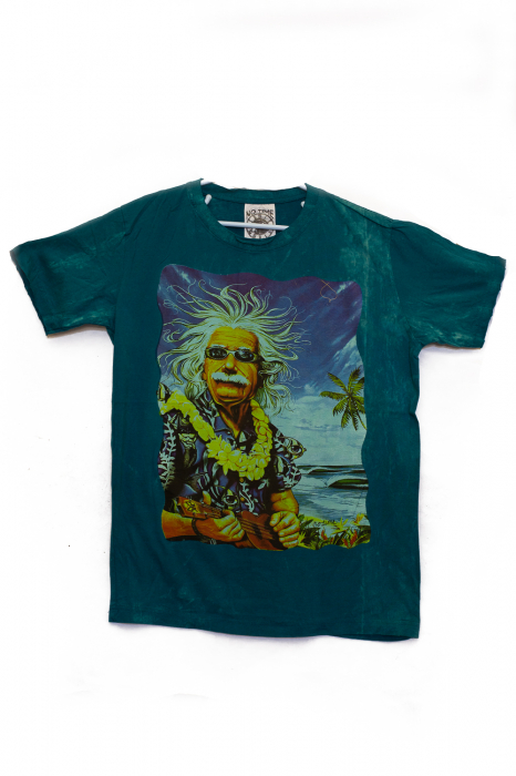 Tricou Einstein Vacation - Jad - Marime M 0