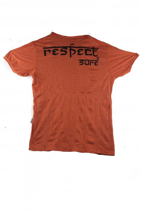 Tricou hippie - Shiva - marime M 1