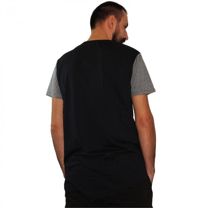 Tricou Streetwear 5M-2006 BLUE 2