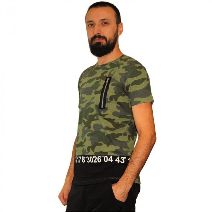 Tricou Streetwear 5M-2147 1