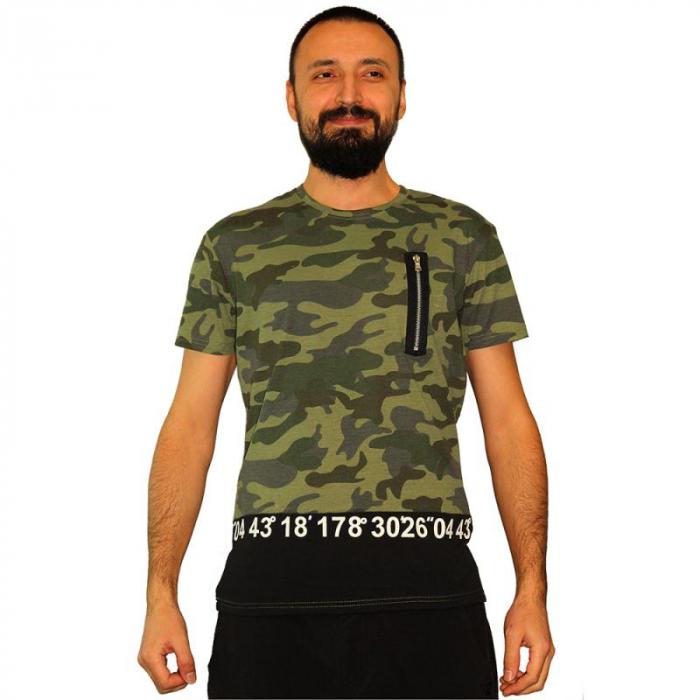 Tricou Streetwear 5M-2147 0
