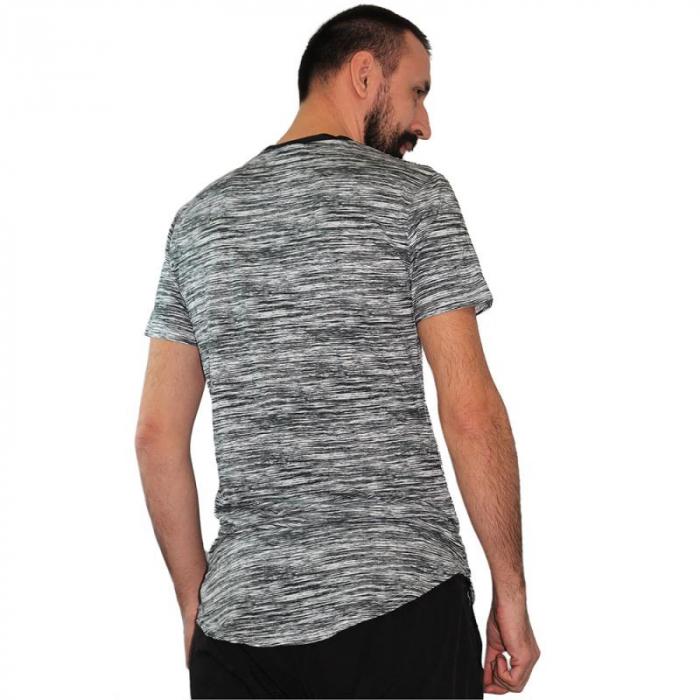 Tricou Streetwear HM-5496 White 2