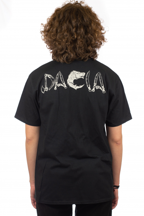 Tricou unisex - DACIA 4