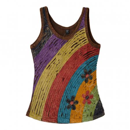 Maiou rainbow - Razor cut0