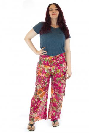 Pantaloni lejeri colorati - Model 10
