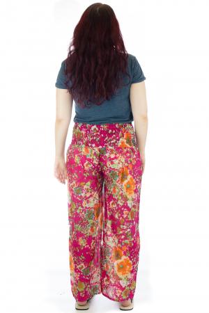 Pantaloni lejeri colorati - Model 12