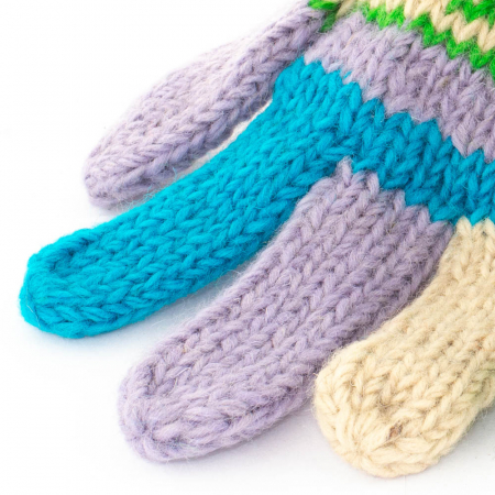 Manusi de lana - Color combo 5 [1]
