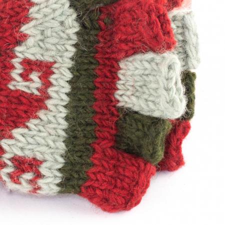Manusi de lana - Color combo 136