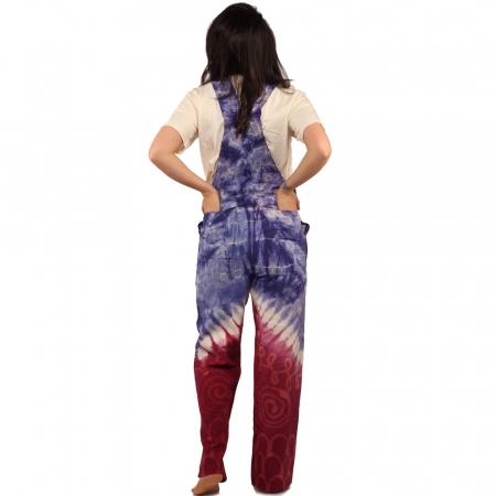 Salopeta Tie Dye Print - 041
