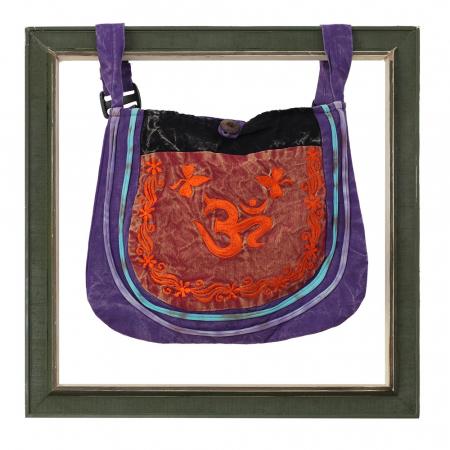 Mini geanta din bumbac - OM0