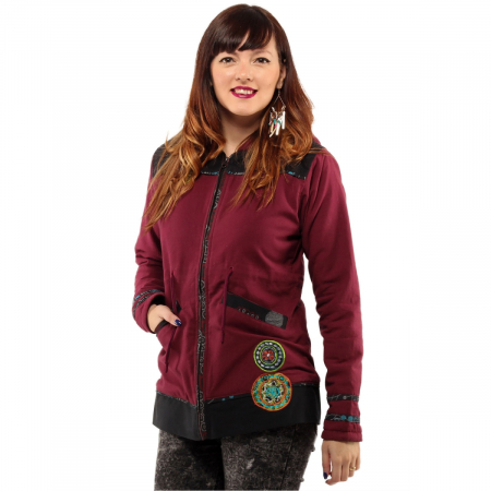 Jacheta scurta din bumbac - VISINIU [0]