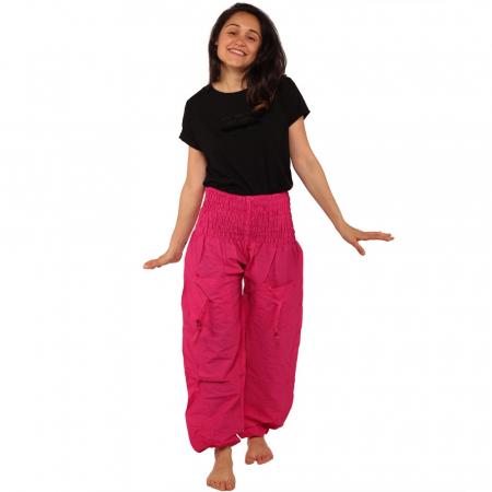 Pantaloni tip salvari - ROZ1