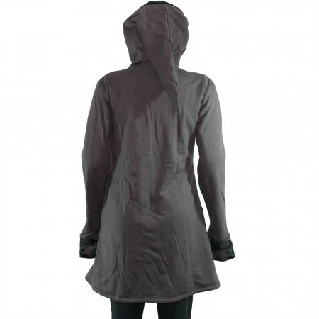 Jacheta de bumbac cu fermoar – GRI2