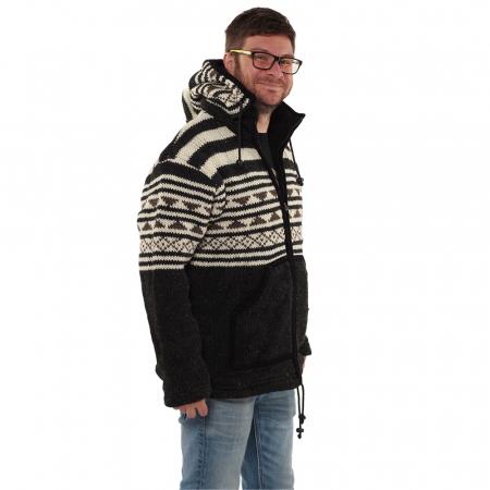 Jacheta din lana - ALASKA1