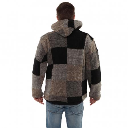 Jacheta din lana - PETICE 23