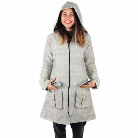 Jacheta din bumbac - GRI0