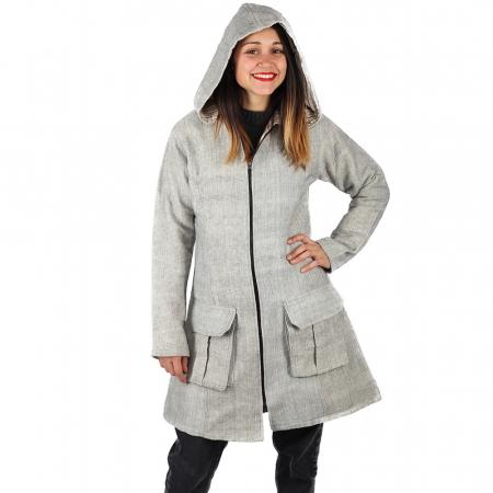Jacheta din bumbac - GRI1